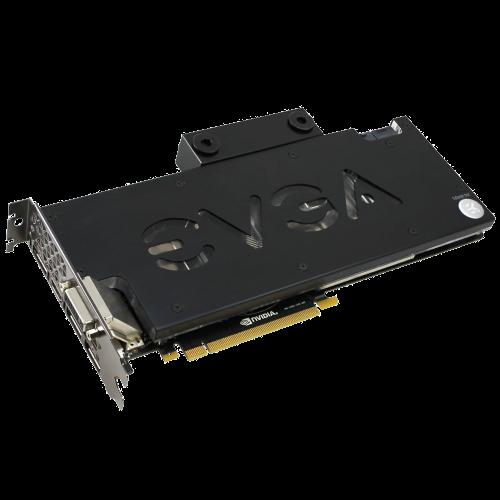 EVGA GeForce GTX TITAN X Hydro Copper 12 GB GDDR5, 384bit